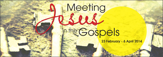 Meeting Jesus in the Gospels