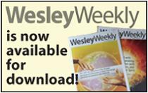 Wesley Weekly